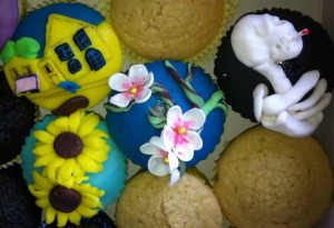 Cupcake workshop Van Gogh Museum